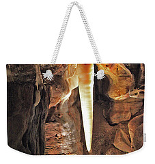 The Crystal King Weekender Tote Bag