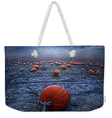 Weekender Tote Bag featuring the photograph The End Was Left Behind by Phil Koch