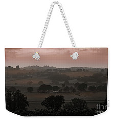 The English Landscape Weekender Tote Bag