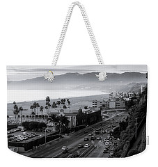 The Evening Drive Home Weekender Tote Bag