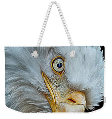 The Eye Of The Eagle Weekender Tote Bag