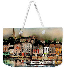 The Galley Off New Ross, Wexford Weekender Tote Bag