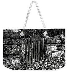 The Garden Entrance Weekender Tote Bag