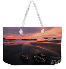 The Getaway Weekender Tote Bag