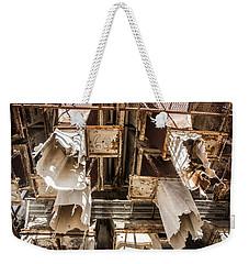 The Ghost Of Factories Past Weekender Tote Bag