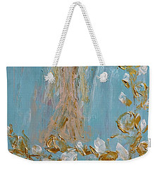 The Golden Child Angel Weekender Tote Bag