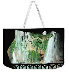 The Grotto Weekender Tote Bag