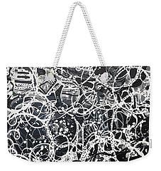 The Inner Workings Of The Womans Mind Weekender Tote Bag