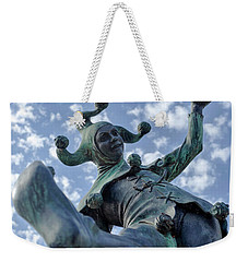 The Jester In Stratford Weekender Tote Bag