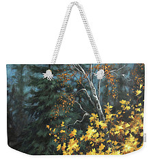 The Jewels Of Autumn Weekender Tote Bag