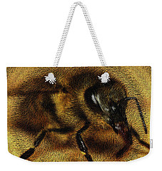 The Killer Bee Weekender Tote Bag