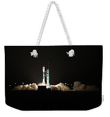 The Light Of A New Day Weekender Tote Bag