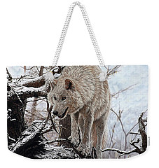 The Lookout Weekender Tote Bag