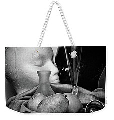 The Lovers Weekender Tote Bag