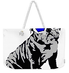 The Lucky Puppy Weekender Tote Bag