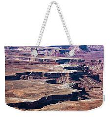 The Moon Weekender Tote Bag