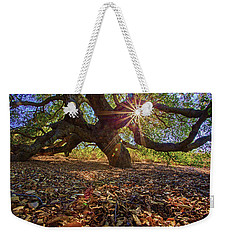 The Old Oak Weekender Tote Bag