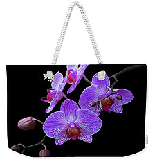 The Orchids Weekender Tote Bag