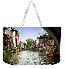 The Oriental Venice Weekender Tote Bag