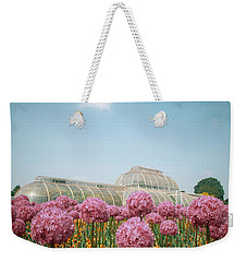 The Palm House Weekender Tote Bag