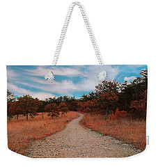 The Path To Enlightenment Weekender Tote Bag