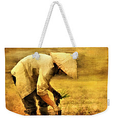 The Planter Weekender Tote Bag