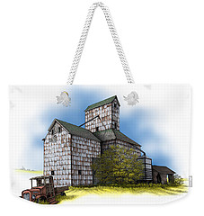 The Ross Elevator Autumn Weekender Tote Bag