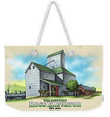 The Ross Elevator Weekender Tote Bag
