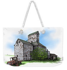 The Ross Elevator Summer Weekender Tote Bag
