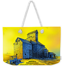 The Ross Elevator Version 4 Weekender Tote Bag