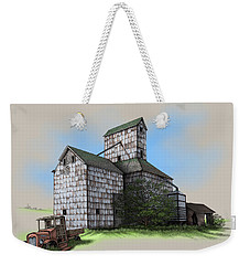 The Ross Elevator Version 5 Weekender Tote Bag