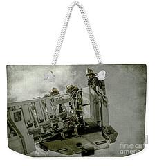 The Southside 3 Weekender Tote Bag