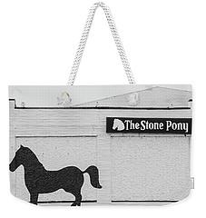 The Stone Pony - Asbury Park Weekender Tote Bag