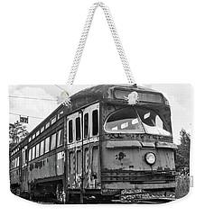 The Streetcar Weekender Tote Bag