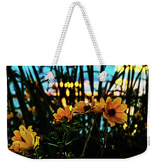 The Sunflower's Sunset Weekender Tote Bag