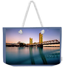 Weekender Tote Bag featuring the photograph The Surreal- by JD Mims