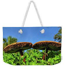 The Twins Weekender Tote Bag