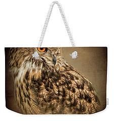 The Watchful Eye Weekender Tote Bag