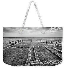 The Winter Sea #5 Weekender Tote Bag