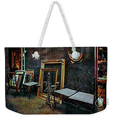 Weekender Tote Bag featuring the photograph The Woman Essentials by Craig J Satterlee