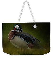The Woodsman Weekender Tote Bag