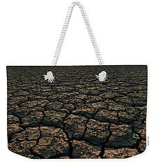 Thirsty Ground Weekender Tote Bag