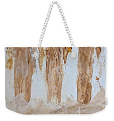 Three Little Muddy Angels Weekender Tote Bag