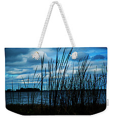 Through The Grass Weekender Tote Bag