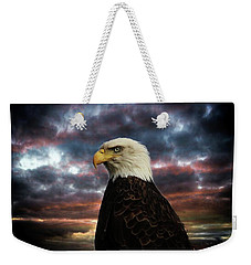Thunder Eagle Weekender Tote Bag