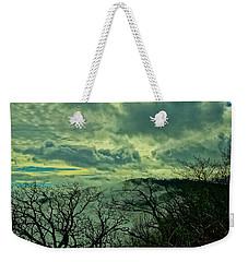 Thunder Mountain Clouds Weekender Tote Bag