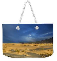 Thunder Over The Desert Weekender Tote Bag