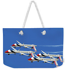 Thunderbird Drones Weekender Tote Bag