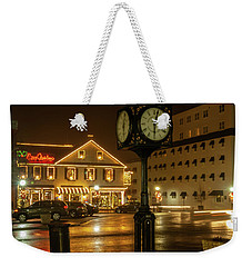 Time For Christmas Weekender Tote Bag