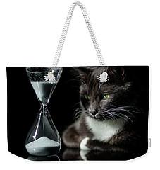 Time Keeper Weekender Tote Bag